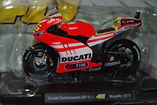 ROSSI COLLECTION Ducati Desmosedici GP 11.1 Mugello 2011 1:18