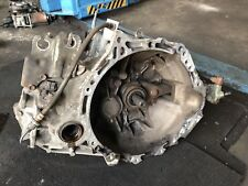 TOYOTA YARIS VERSO 1.3 2002 5 SPEED MANUAL GEARBOX - REMOVED FROM 2NZ-FE ENGINE