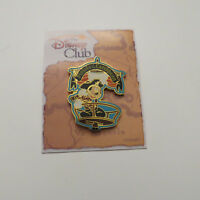 Disney Club Exclusive Pirates Of The Caribbean Mickey Pin
