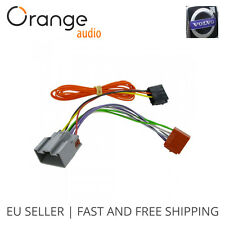 Wiring Harness Adapter for Volvo XC90 2002- ISO stereo plug adaptor