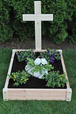 Grabeinfassung Urnengrabeinfassung Urnengrab Grabmale 90x90cm
