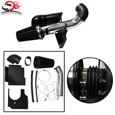 "4"" Cold Air Intake System/Kit+Heat Shield For 99-06 GMC/Chevy V8 4.8L/5.3L/6.0L"