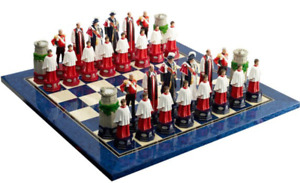Her Majesty The Queen's Diamond Jubilee Commemorative Chess Set