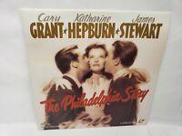 The Philadelphia Story - Cary Grant - Katharine Hepburn - Laser Disc Laserdisc
