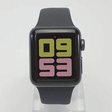 Series 3 Apple Watch iwatch 38mm Space Gray Aluminium Case - GPS #3189