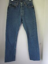 Levi's 501 USA vintage button fly jeans 28x30 501-0116 high waist mom jeans
