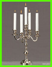 Antique Style Candlestick Metal Candle & Tea Light Holders
