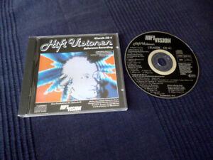 CD Hifi Visionen Klassik CD 4 Bach Händel Wassenaer Reference Recording 1989