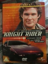 Knight Rider - Season 4 (DVD, 2006, 6-Disc Set, Box Set)