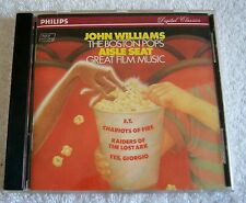 Aisle Seat: Great Film Music (CD, Oct-1989, Philips)