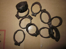 Springfield U.S. Model 1863 Musket .58 Barrel Band Lot Civil War Antique Part