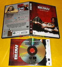 BLOW (Johnny Depp, Penelope Cruz) di Ted Demme - Dvd ○○○ USATO
