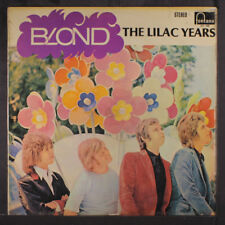 BLOND: The Lilac Years LP (South Africa, some cw near spine) Rock & Pop