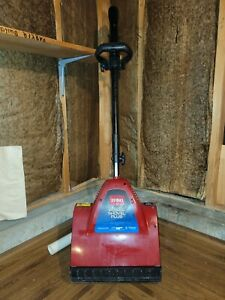 Toro 12 Inch Snow Blower Electric Thrower Removal