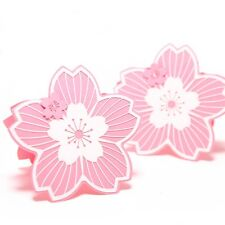 3D Pop Up Cherry Blossoms Greeting Card Birthday Christmas New Year Gift Cards