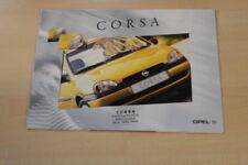 75174) Opel Corsa B Prospekt 02/1997