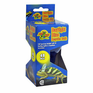 Zoo Med Daylight Blue Reptile Bulb 40W, DB-40