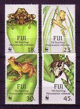 Fidschi Insel Michelnummer 586 - 589 postfrisch  (WWF)