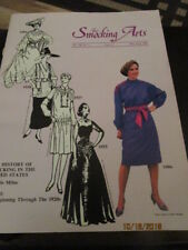 NEW SMOCKING ARTS HISTORY OF SMOCKING IN THE U.S. PART 1 BY JULIE MILNE