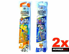 2x KITES 30in Wide Large Minions Despicable Me & Disney Toy Story Buzz Lightyear