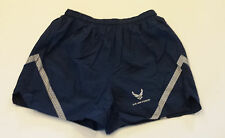 Mens US Air Force Physical Fitness Trunks Shorts Training Uniform Gym Running L