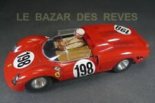 STROMBECKER. FERRARI 365  P2.  slot car