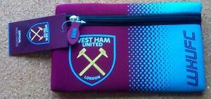 West Ham United FC Pencil Case - Official Merchandise - FREE POSTAGE!