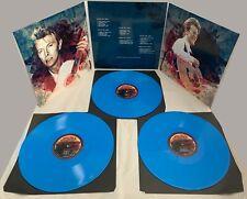 David Bowie - Live in Japan Tokyo 1990 Limited Edition Blue Vinyl 3 LP Box Set