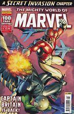 MIGHTY WORLD OF MARVEL #8 - Volume 4 - Panini Comics UK