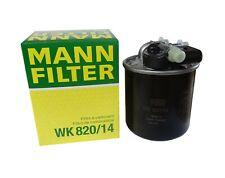 MANN-Filter Kraftstofffilter WK820/14 für Mercedes Benz A-B-C-E-S Klasse