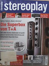 Stereoplay 8/11 Magnat Quantum 807, Yamaha RX V 671, Onkyo TX NR 1009, Pass XP25
