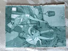 A1s ephemera edwardian book plate peter pan mabel lucie attwell wendy