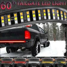 60'' Triple Row LED Tailgate Brake Signal Light Bar Strip For Ford F150 250 350