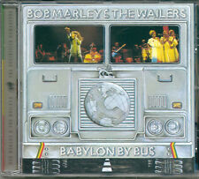 Bob Marley & The Wailers. Babylon By Bus (1978) CD NUOVO Jamming. Is This Love
