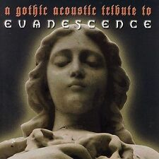 ~COVER ART MISSING~ Various Artists CD Gothic Acoustic Tribute to Evanescence