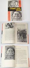 WAIT FOR US STARS cosmonauts Tereshkova & Bykovski BOOK