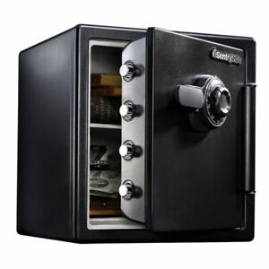 SentrySafe SFW123CS Fire-Resistant Safe and Waterproof Safe with Dial Combinatio