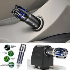 2019 Mini Auto Car Fresh Air Ionic Purifier Oxygen Bar Ozone Ionizer Cleaner 12V