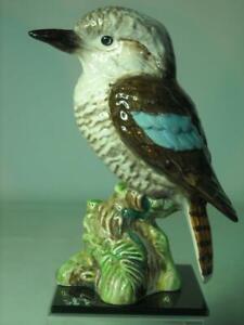 Beswick KOOKABURRA Bird Figurine A/F Wing & Beak Good Repairs Arthur Gredington