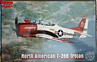 North American T-28B Trojan - Roden Kit 1:48 Ro 441 - Serie Classic Airplane