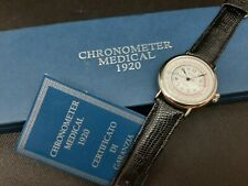 CHRONOMETER MEDICAL 1920 manual watch Box Paper. GREAT CONDITION