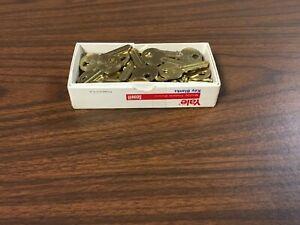 Complete Box Of Vintage GA Yale Key Blanks