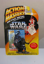 Star Wars Action Masters Darth Vader Collectible Die-Cast Figure, Factory Sealed