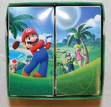 4 x Mario Golfbälle * Club Nintendo * Mario Golf Ball