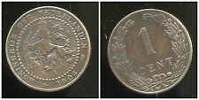 PAYS BAS  1 cent 1905  ( bis )