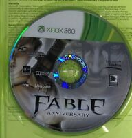 Mint Disc Xbox 360 Fable: Anniversary Works on Xbox One Disc Only Free Post