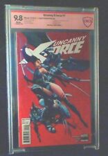 Uncanny X-Force #1 Signed by J. Scott Campbell  1st Appearance of War & Famine