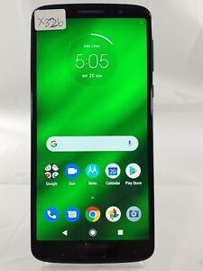 Motorola Moto G6 Plus XT1926-7 64GB Dual Sim GSM Unlocked Smartphone Blue X326