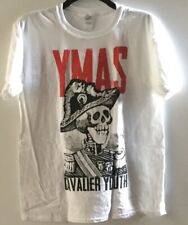 You Me At Six Cavalier Youth Large Men's White T Shirt New Official