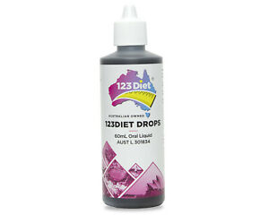 123 DIET® Drops